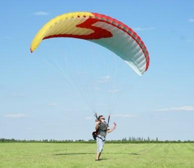 P1 Beginner Paraglider Rating Course - USHPA
